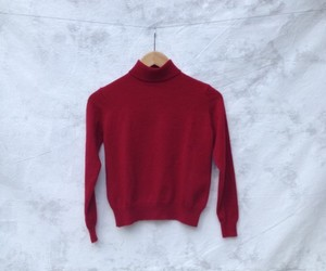 red, aesthetic, and fashion image