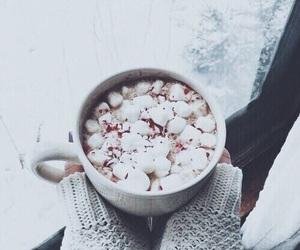artsy, cocoa, and marshmallow image