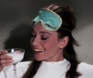 audrey hepburn, movie, and Breakfast at Tiffany's image