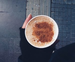 Cinnamon, coffee, and cookie image