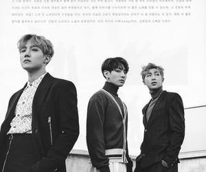 bts, jhope, and kim namjoon image