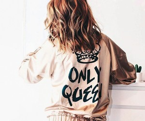 fashion, hair, and Queen image