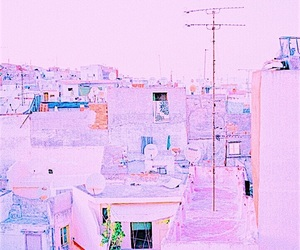 pastel, city, and theme image