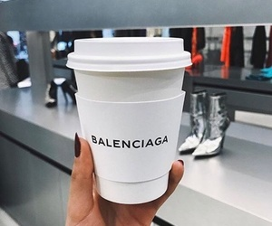 Balenciaga, Blanc, and boots image