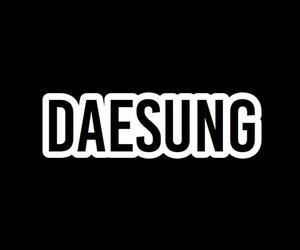 daesung, kpop, and wallpaper image