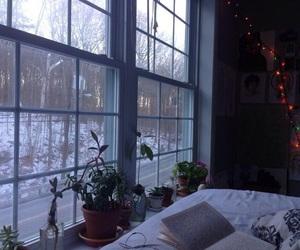 light, room, and window image