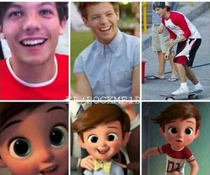 adorable, louis, and animation image