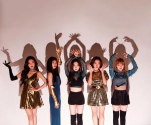 girls, joy, and korean image