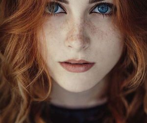 girl and ginger image