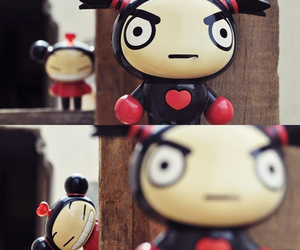 photo, pucca, and love image