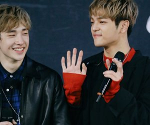 Chan, JYP, and k-pop image