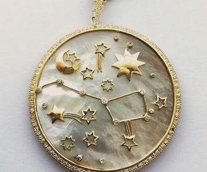 gold, stars, and moon image