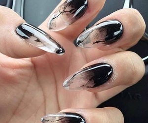 aesthetic, nails, and bambi image