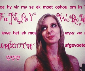 afrikaans, funny, and love image