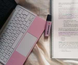 aesthetic, notes, and universidad image
