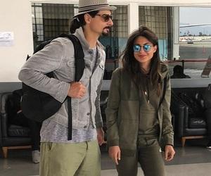 airport, fashion, and la image