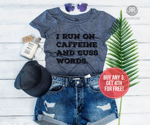 etsy, woman, and work shirt image