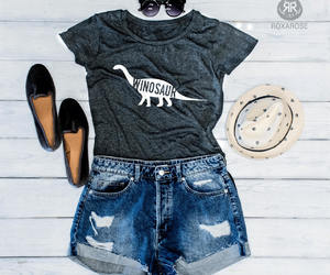 brunch, ladies t-shirt, and gift for wife image
