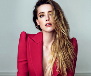 amber heard, actress, and blonde image