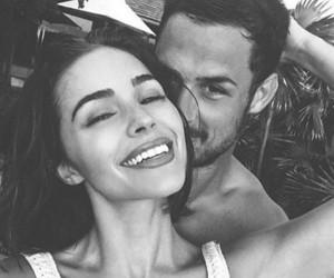 boyfriend, girlfriend, and happy image