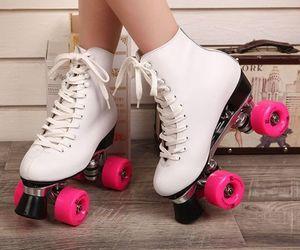 skates pink image