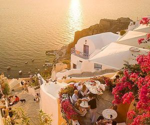 Greece, travel, and place image