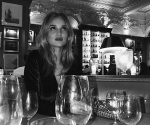 fashion, model, and rosie huntington whiteley image