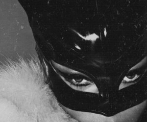 Naomi Campbell, cat woman, and model image