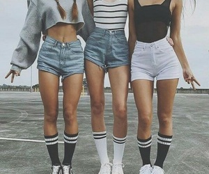Best, outfits, and friends image