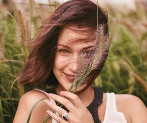 bella hadid, model, and photoshoot image