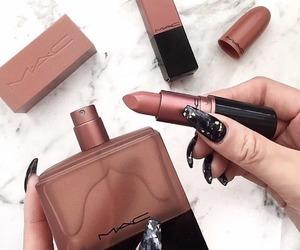 mac, cosmetics, and lipstick image