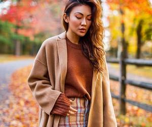 autumn, style, and ootd image