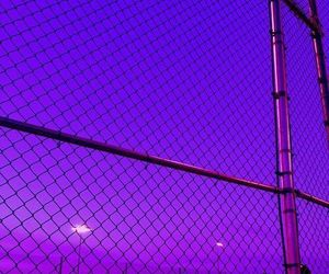 purple, aesthetic, and sky image