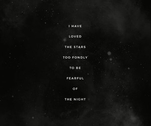 quotes, wallpaper, and stars image