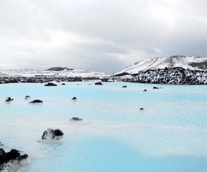 blue, nature, and water image