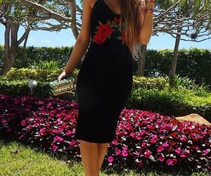 blogger, dress, and outfit of the day image