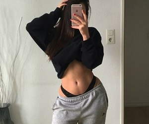 mirror selfie, site model icons, and body goals image
