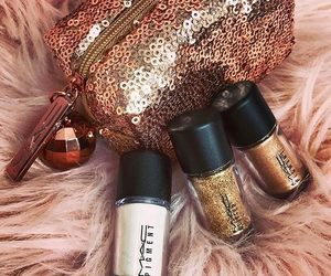 fashion, girly, and gold image