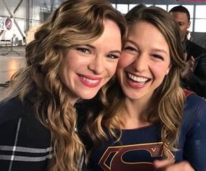 Supergirl, melissa benoist, and danielle panabaker image
