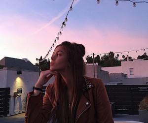 sahar luna, sahar, and sunset image