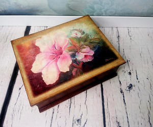 etsy, keepsake box, and gift for her image