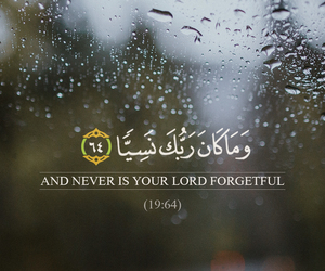 allah, quran, and reminders image