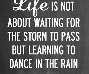 life, quotes, and dance image