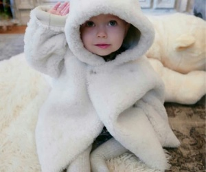 baby, winter, and kids clothes image