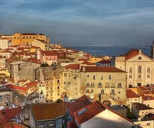 city, lisbon, and porto image