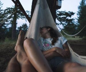 couple, hug, and couples image
