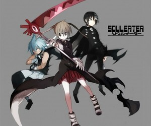 soul eater and black star image