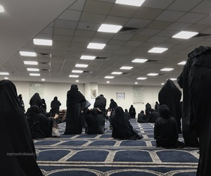 islam, all black, and modest image
