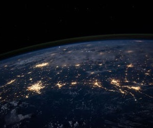 background, black, and earth image