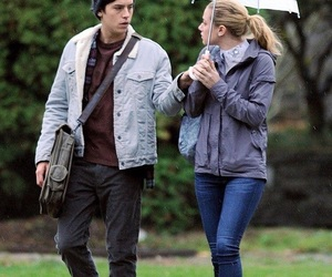 cole sprouse, jughead jones, and riverdale image